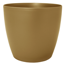 Вазон «Матильда» 30*27,5 см 11,9 л (бронзовый) Алеана 113086