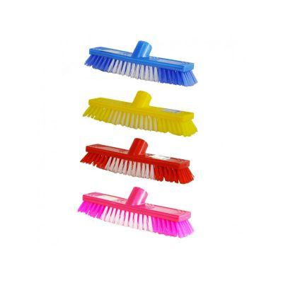 Щетка для пола жесткая, TM Zambak Plastik