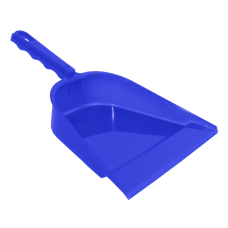Совок для мусора (синий) Алеана 122069