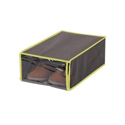 Коробка для хранения обуви, 22*35*12 см, ТМ МД
