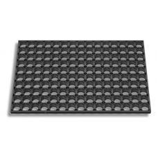 Коврик придверный сота 2,5 cм 40 X 60 см ТМ YP group К-24