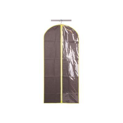 Чехол для одежды коричневый 135*60 см, ТМ МД