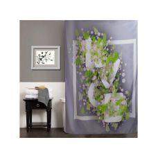 """Шторка для ванной комнаты """"Love"""", 180*200 cм"""
