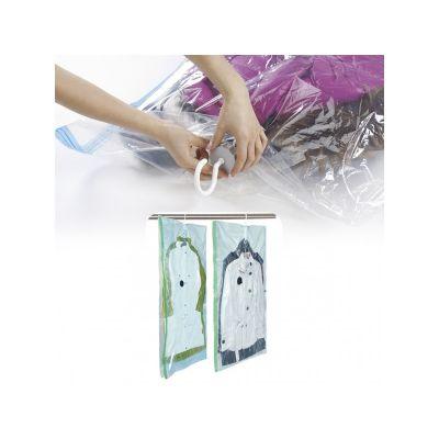 Пакет для вакуумной упаковки с крючком, PET+PE, 70х145 см, ТМ МД