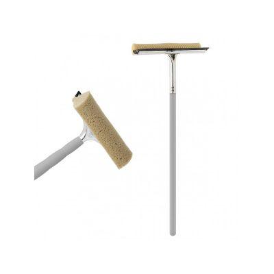 Окномойка на деревянной ручке с губкой из поролона (60х25см) ТМ APEX