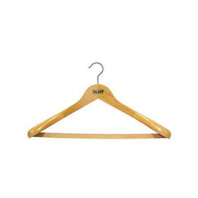 Вешалка д/тяж. одежды с рез.лентой на перекл. 50,5 х 26,0 х 6,5 см, VILAND