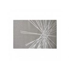 Коврик сервировочный под столовые приборы, серый, 30х45 см, ТМ МД