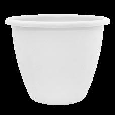 Вазон «Верона» 18*14 см 2 л (белый) Алеана 112015
