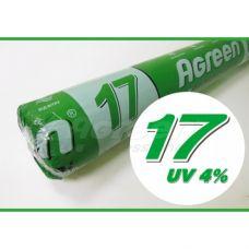 Агроволокно, плотность 17 (белое, рулон 1,6*100 м) Agreen