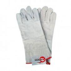 Перчатка замшевая 14 INTERTOOL SP-0009