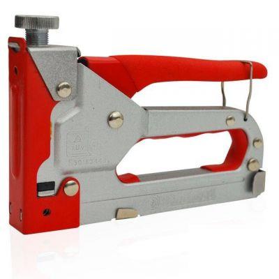 Степлер обрезиненная рукоятка INTERTOOL RT-0102