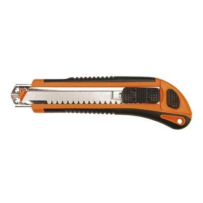 Нож с отламывающимся лезвием TOPEX 17B168