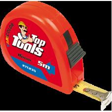 Рулетка 5 м Top Tools 27C235