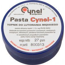 Флюс для мягкой пайки CYNEL 27 г Topex 44E816