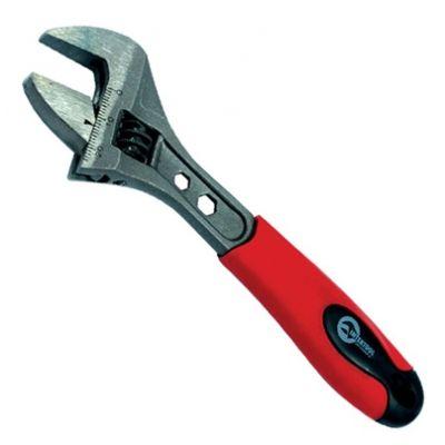 Ключ разводной с рукояткой INTERTOOL HT-0197