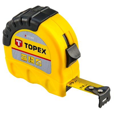 Рулетка 8 м TOPEX 27C308