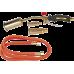 Набор насадок (зажигателей) для газовой пайки, 19,5 кВт, Topex 44E115