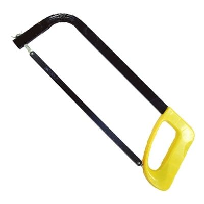 Ножовка по металлу с пластиковой ручкой Интертул HT-3302