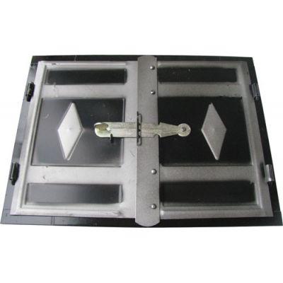 Дверца печная 465*352 мм Водолей ЯП