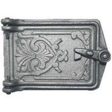 Дверца чугунная поддувная 180х240 Тернополь ДП-1