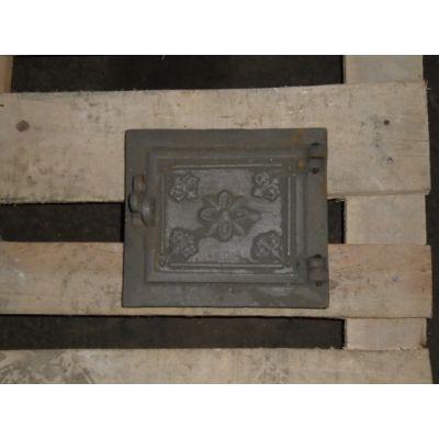 Дверца чугунная топочная 225х240 мм Тернополь