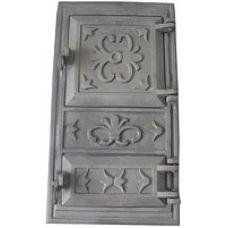 Дверца чугунная спаренная 270х490 мм Водолей ЯП