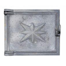 Дверца чугунная топочная 230*280 мм ДТ-1 Бучач
