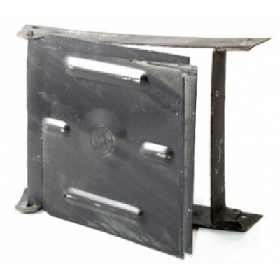 Дверца металлическая прочистная 120х180 мм Украина