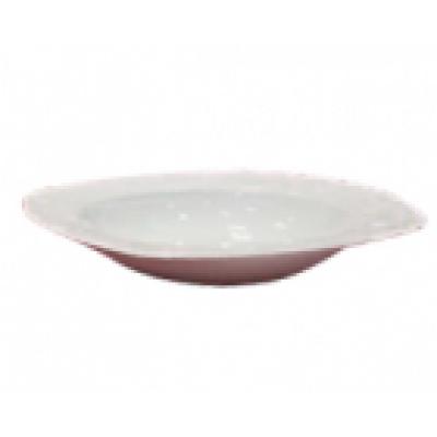 Тарелка квадратная для супа 23 см Хорека SnT 13607