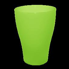Стакан 0,5 л (салатовый прозрачный) Алеана 167002
