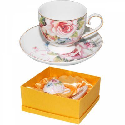 Набор чайный Нежная роза 2 SnT 2025