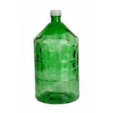 Бутыль 22 л с крышкой в картонной упаковке Украина