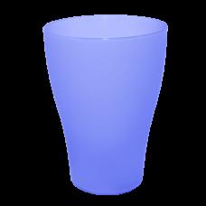 Стакан 0,5 л (фиолетовый прозрачный) Алеана 167002