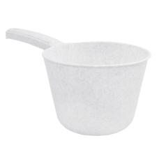 Ковшик с носиком 1 л (белый флок) Алеана 122091