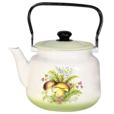 Чайник эмалированный, 3,5 л.