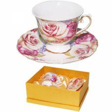 Набор чайный Нежная роза 3 SnT 2025