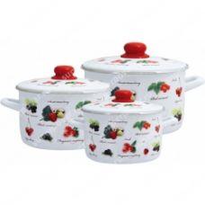 Набор посуды Metrot Ягода 2431