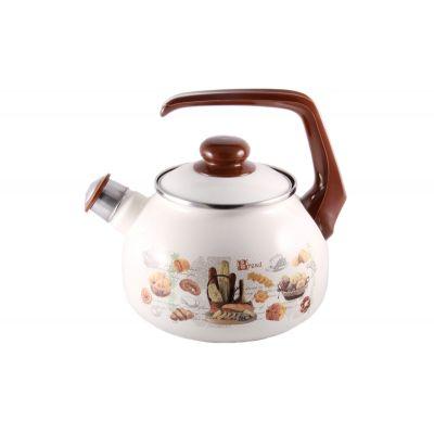"""Чайник эмалированный Metalac """"Хлеб"""" 136870"""