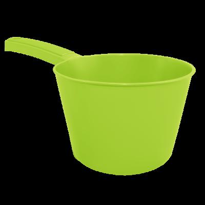 Ковшик с носиком 1 л (оливковый) Алеана 122091