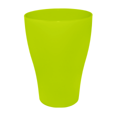Стакан 0,25 л (оливковый) Алеана 167096