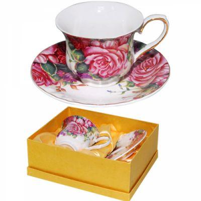 Набор чайный Нежная роза 7 SnT 2025