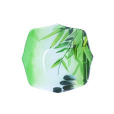 Салатник глубокий 16,5 см Зеленый бамбук SnT 3717