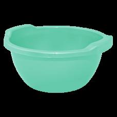 Таз круглый 24 л (салатовый) Алеана 121055