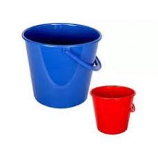 Ведро 8 л (синие) Алеана 122008