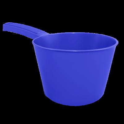 Ковшик с носиком 1 л (синий) Алеана 122091