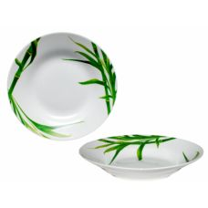 Тарелка для супа 20 см Бамбук SnT 3082