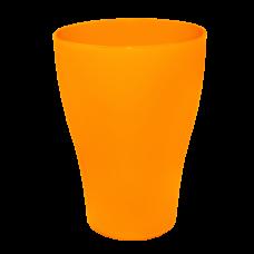 Стакан 0,075 л (оранжевый прозрачный) Алеана 169001