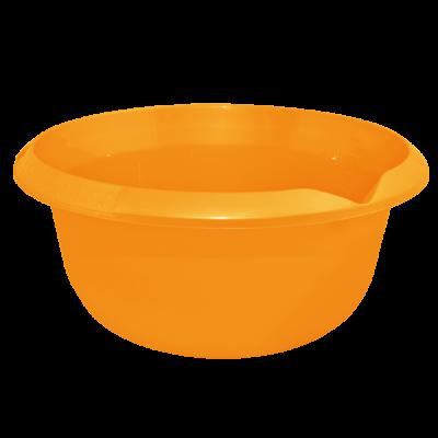 Миска 3,75 л (оранжевый) Алеана 167007