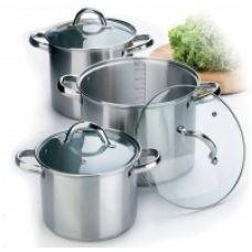 Набор посуды 6 предметов Maestro MR-2023