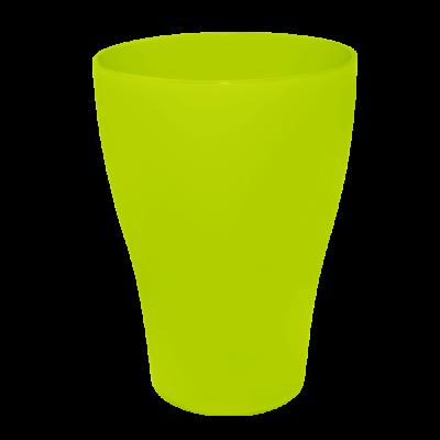 Набор стаканов 0,25 л 6 шт (оливковый) Алеана 167206